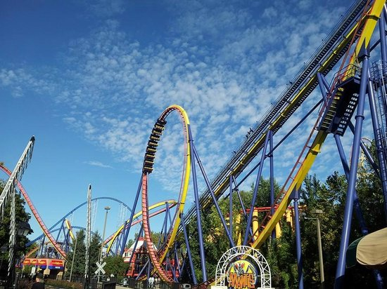 wicked twister picture of cedar point amusement park. Black Bedroom Furniture Sets. Home Design Ideas