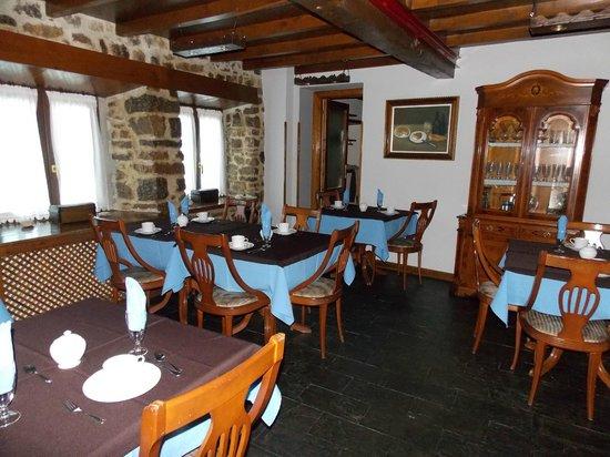 Hotel La Balsa: comedor