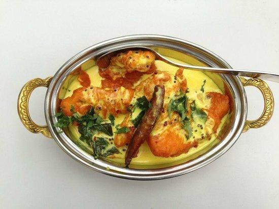 Okra: Kerala Fish-Curry