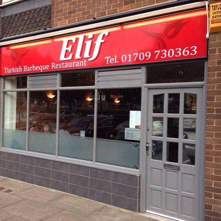 Elif Turkish Barbecue Restaurant: Phone number