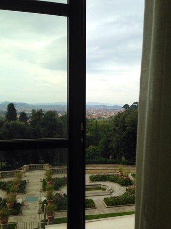 Il Salviatino: Camera Deluxe con vista Duomo