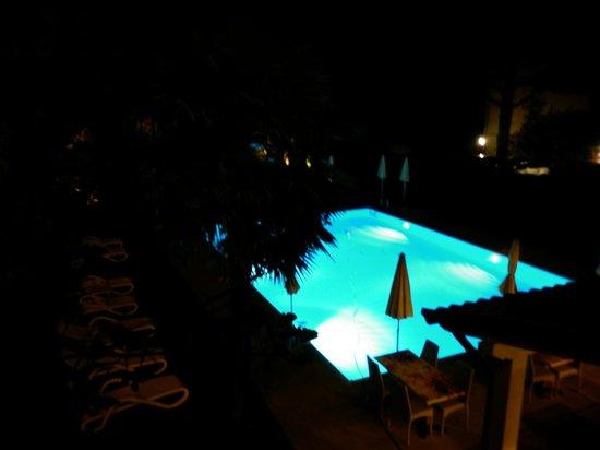 Aktivhotel Santalucia: dal balcone