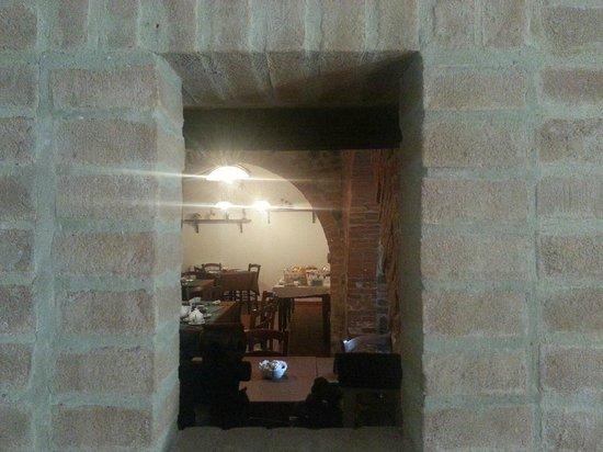La Casa di Gio : vista dall'ingresso della sala colazione