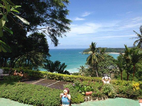 Andaman Cannacia Resort: vue de la piscine