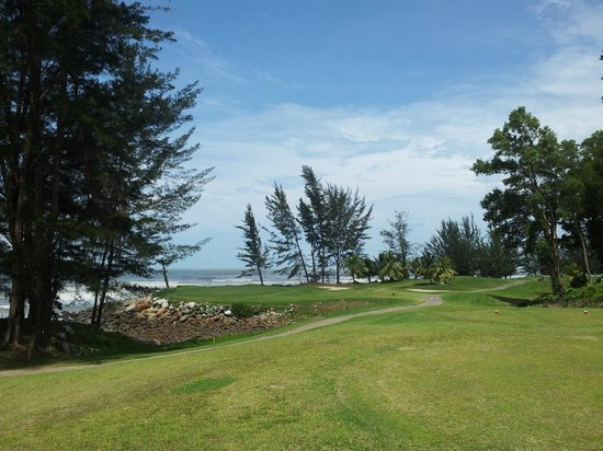 Damai Golf & Country Club: Ocean hole