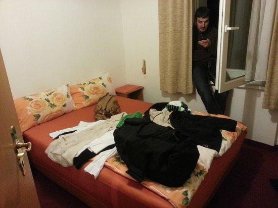 Bremer Hof: die Größe des Zimmers