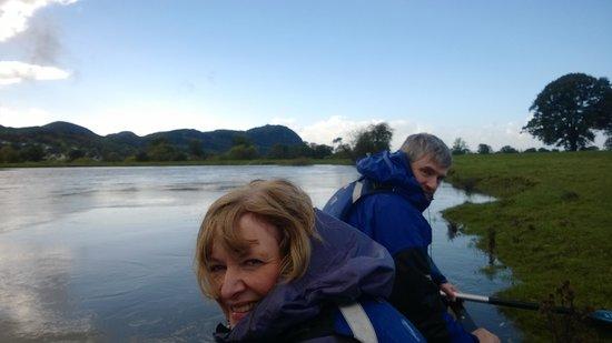 Big Bear Lodge: Canoe Experience