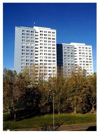 Ostel - GDR The Hostel: Views