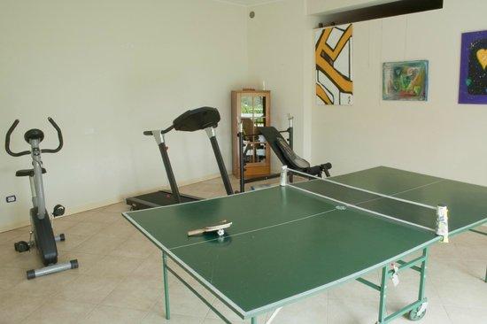 Camere Casaliva: play hall
