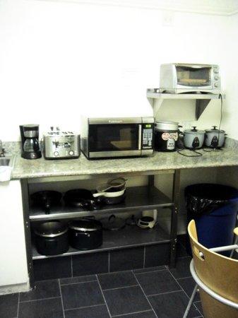 325 Sutter Hotel : キッチンの写真1