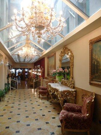 Hotel Belle Epoque : Hotel