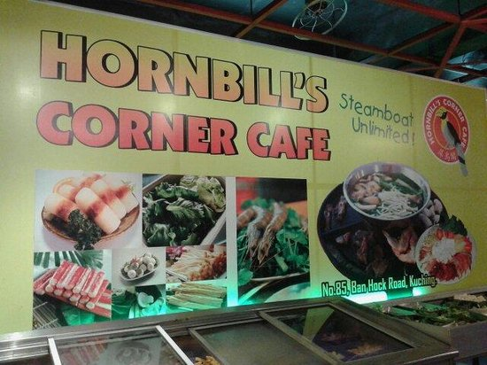Hornbill Barbeque Steamboat: the poster