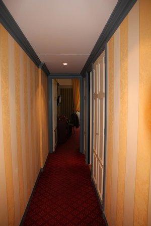 Hôtel Barrière L'Hermitage La Baule : chambre supérieure