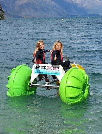 Watersports Queenstown: Aqua Trike