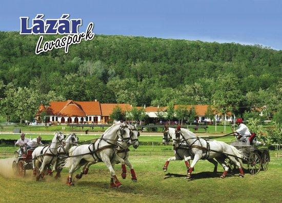Godollo, Hungría: Lazar Equestrian Park