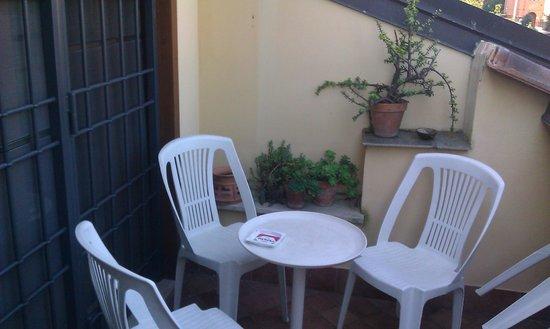 A Casetta Mia: terrazza