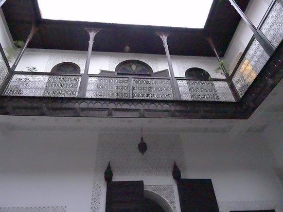 Riad Al Jana: Centre of Riad