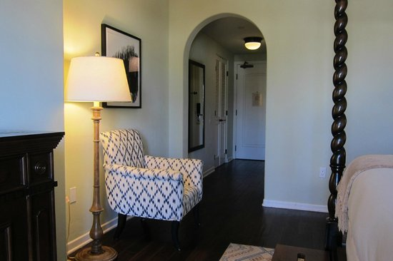 Kimpton Canary Hotel: Rm 422 entrance