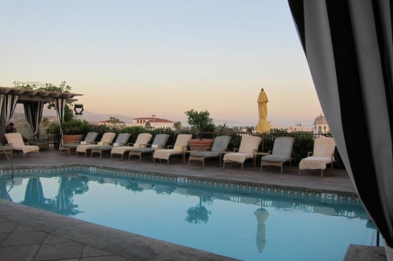 Kimpton Canary Hotel: Rooftop pool
