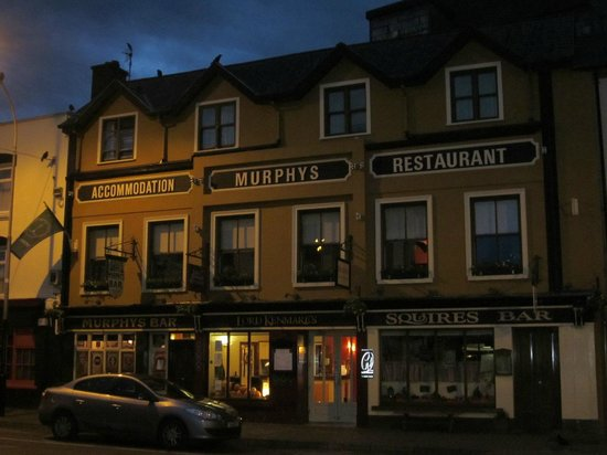Murphy's Guesthouse: Hotel