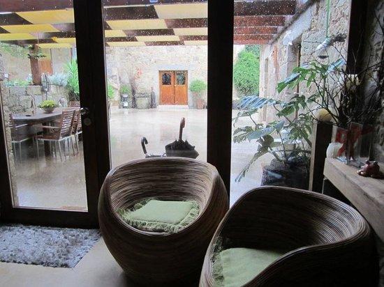 Casa Do Casal Do Carvalhal: Entrada