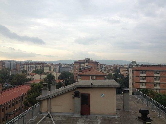 B&B Hotel Firenze Nuovo Palazzo di Giustizia: Il Panorama