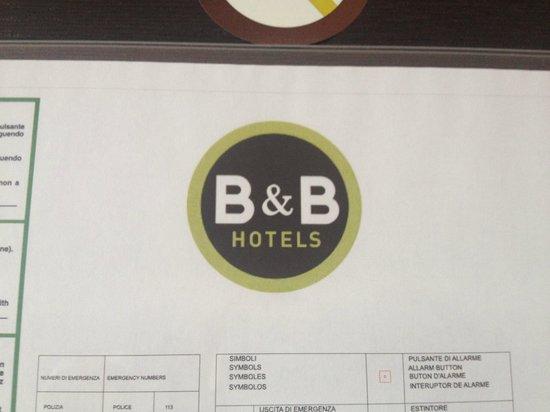 B&B Hotel Firenze Nuovo Palazzo di Giustizia: Particolare