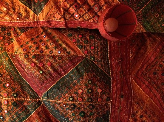 Frances' Lodge Relais: Miniuite marocchina