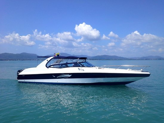 Searunner Speedboat Phuket