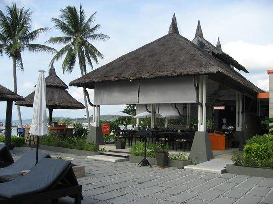 Samaya Bura: Resturant