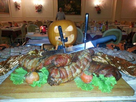 Hotel Formentin : Festa di Halloween