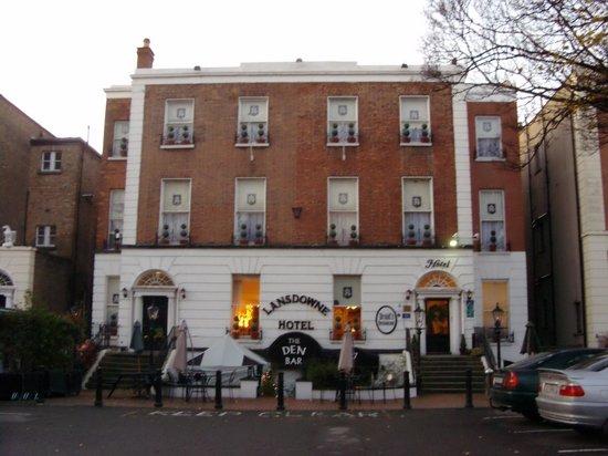 Lansdowne Hotel Ballsbridge: отель