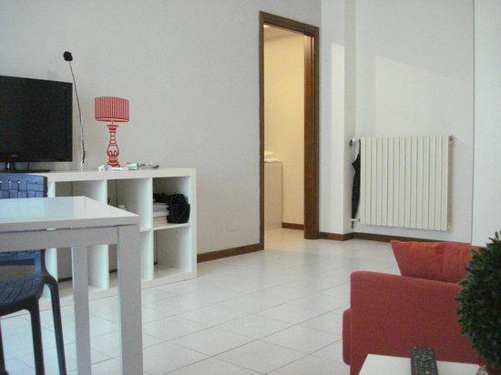 Sigieri Residence Milano : Interno di una tipologia di appartamento