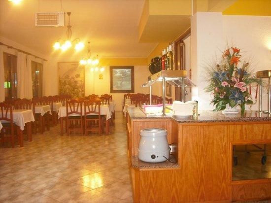 Hotel Moreyo: moreyo restaurant.