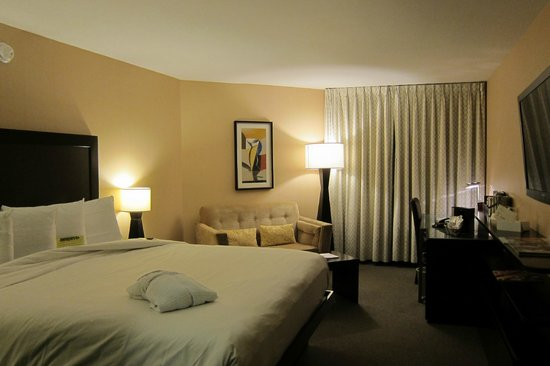 The Orlando Hotel: We really liked our Standard Room 322