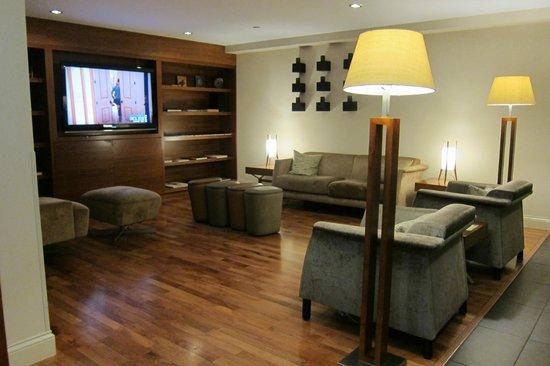 The Orlando Hotel: Quiet Lounge