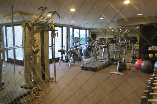 The Orlando Hotel: Gym