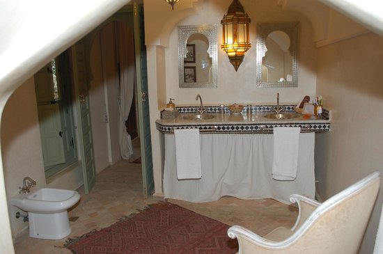 Palacio de las Especias: Baño