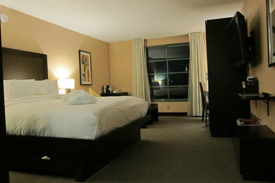 The Orlando Hotel: Deluxe King Rm 420