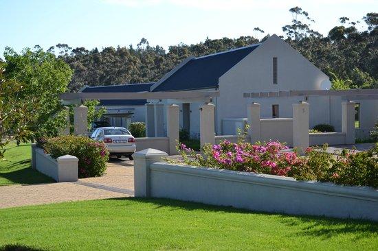 Gaikou Lodge: la villa