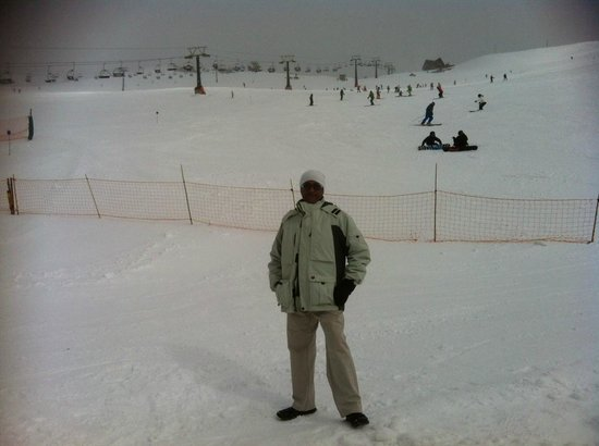 Catedral Alta Patagonis: Me at Cerro Catedral Ski Area