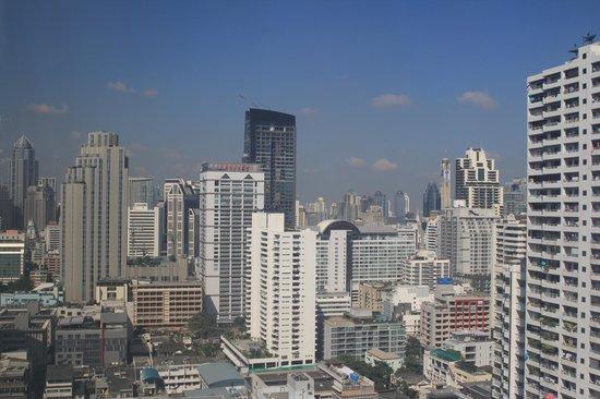 Pullman Bangkok Grande Sukhumvit: View from my room