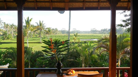 Villa Agung Khalia : Honeymoon view