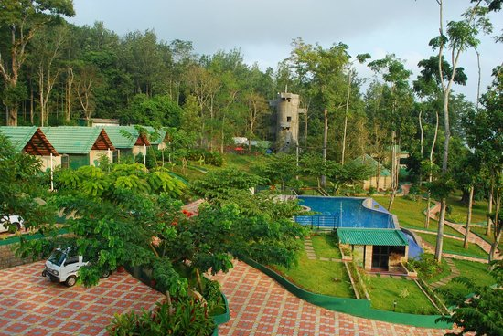 Picture of coorg jungle camp backwater resort kushalnagar tripadvisor Hotels in coorg with swimming pool