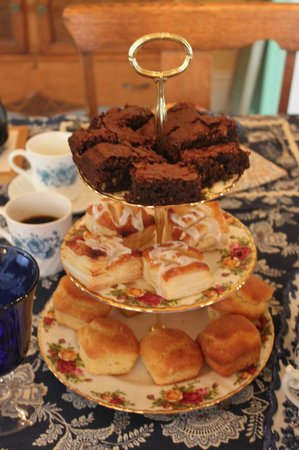 Hearts Desire Inn: delicious dishes