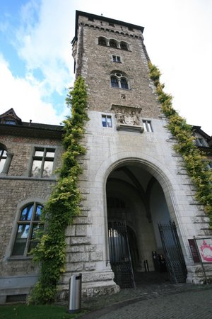 Entrance to Swiss National Museum