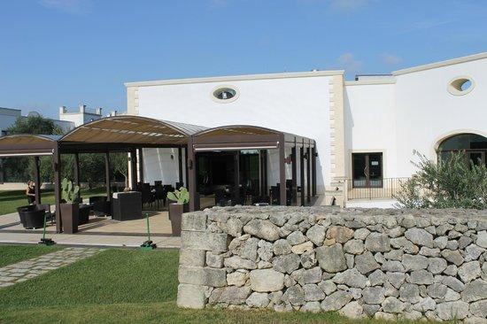 DoubleTree by Hilton Acaya Golf Resort-Lecce: esterno