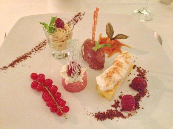 Grand Hotel Binz: Wundervolle Dessertkreationen