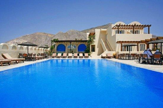 Thera Mare Hotel: Swimming Pool