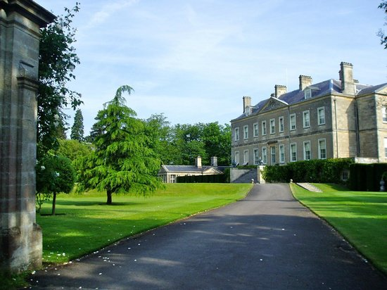 Faringdon, UK: Buscot House